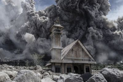 Video: Volcano Watch: Mount Sinabung Erupts