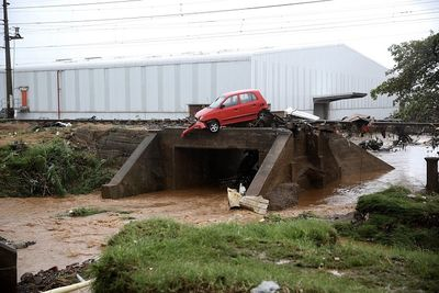 Video: Kzn Hit By Heavy Rain And Flooding, 7 Killed