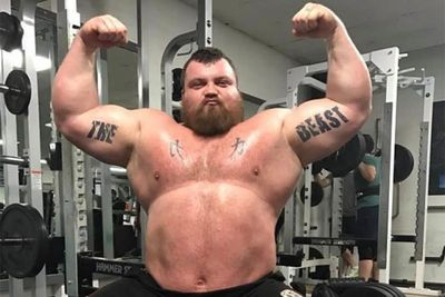 Video: The World's Strongest Man