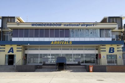 A Man Robbed $1 Million At Wonderboom Airport, Pretoria