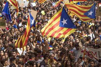 Spain Plan To Suspend Catalonia's Autonomy