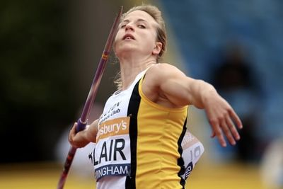 IAAF cracks the whip on Joanna Blair
