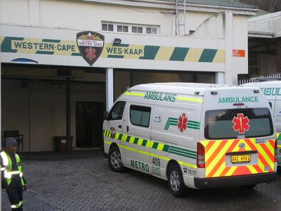 Video: Western Cape Ems Workers Demand Protection After Violent Attacks