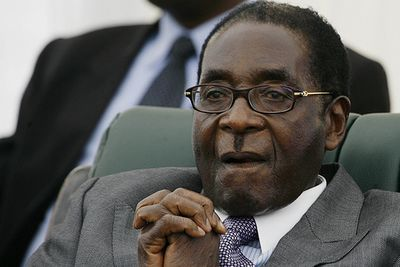 The Military Is Making 'significant Progress' In Talks With President Mugabe