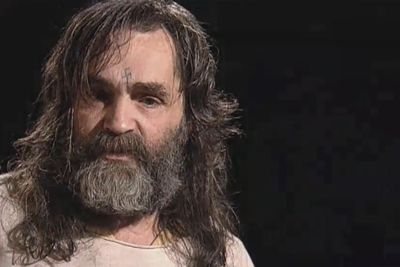Video: Cold–blooded Murderer, Charles Manson, Is Finally Dead