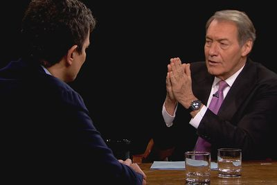 Video: Suspension For Charlie Rose After Sexual Harassment Allegations