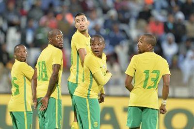 Bafana Bafana Plunges 7 Spots In Fifa Ranking