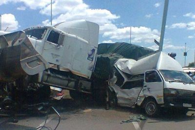 Truck Accident In Zimbabwe Kills 21