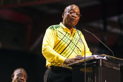 Video: Jacob Zuma Addresses The 54th Anc National Elective Conference
