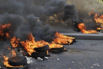 Video: Mogale City, Krugersdorp Up In Flames After Xenophobic Protests