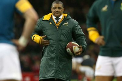Springbok Coach Allister Coetzee Sacked
