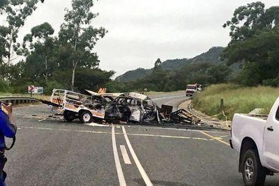 9 Killed In Horrific Accident, Mpumalanga