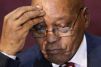 Zuma's Days Are Numbered, As Are His Scandals