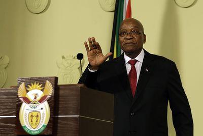 Video: Zuma's Resignation Letter