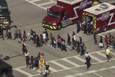17 Shot Dead At Florida High School
