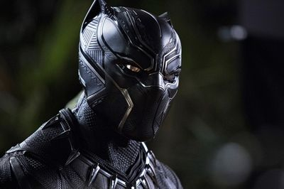 Black Panther leaps to the top of the box office in US