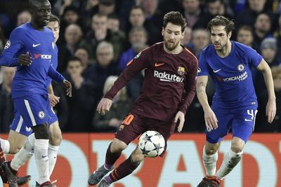 Video: Barcelona Takes Its Place In The Quarterfinal