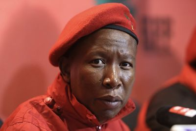 Death Threats Against Malema Under Investigation