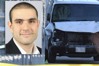 Video: The Man Who Plowed A Van Into 19 Pedestrians Has Been Arrested And Identified