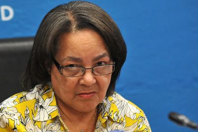 Video: Patricia De Lille Officially Removed From The Da
