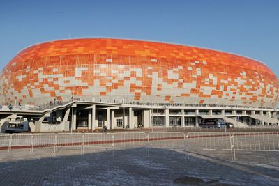 Russia Suspected Of Stealing South African Design To Build World Cup Stadium