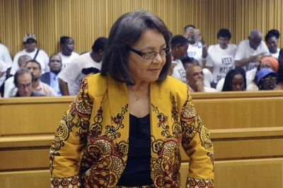 De Lille Rejects Offer From Da To Keep Mayoral Position Temporarily Open
