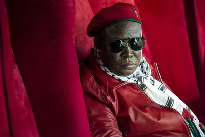 Malema Wants To Expropriate The Land On Which Urban Houses Are Built Too