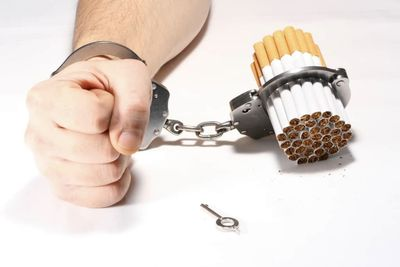 You Could Now Face 5 Years In Jail For Smoking In Public!