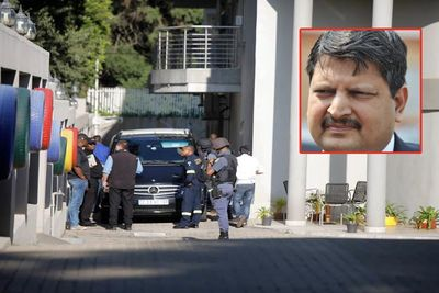 Ajay Gupta Has Been Found But Authorities Refuse To Arrest Him