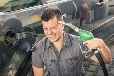 Huge Petrol Hikes Burning Holes In Motorists' Pockets