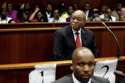 What You Need To Know About The Sate Vs Jacob Zuma
