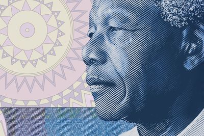 A first look at the new Mandela bank notes