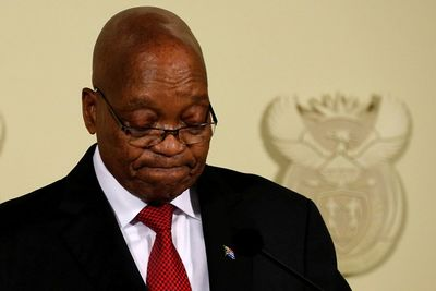 Video: Zuma Steps Down After Pressure From The Anc