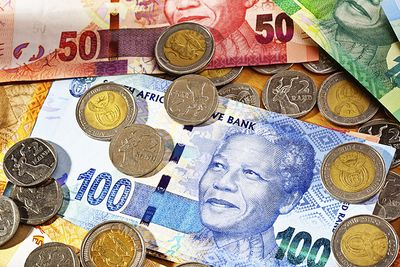 Poor job stats push rand down against the dollar