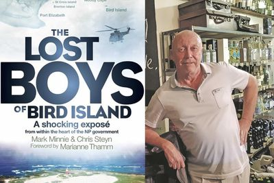 Video: Mark Minnie, author of 'The Lost Boys of Bird Island' found dead