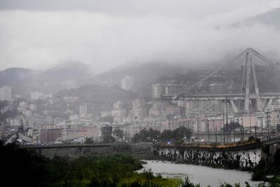 Italy bridge: 22 killed as Genoa motorway collapses