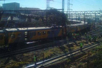 Two trains collided in Johannesburg leaving 100 injured