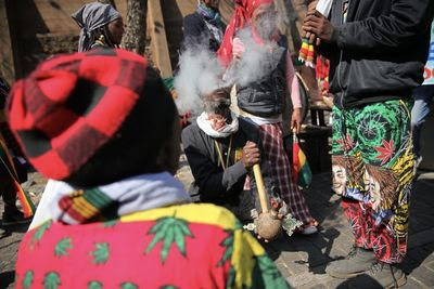 Cannabis Partly Decriminalised In South Africa
