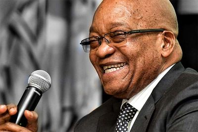 Zuma Granted Leave To Appeal State Capture Report Costs Order Against Him