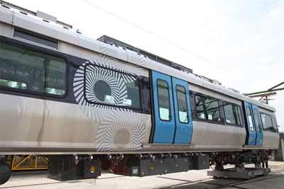 Prasa's Train Manufacturing Plant Praised – Delays Expected Though