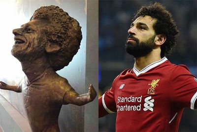 Egyptian Bronze Statue Of Salah Has Its Critics
