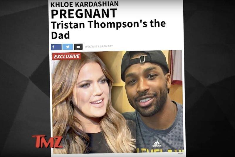 Video: Confirmed: Khloe Kardashian Is Pregnant! 1