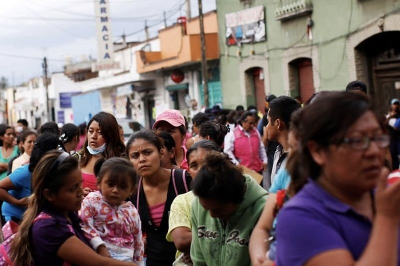 Anger At The Response To Mexico Earthquake May Bring Political Aftershocks! 1