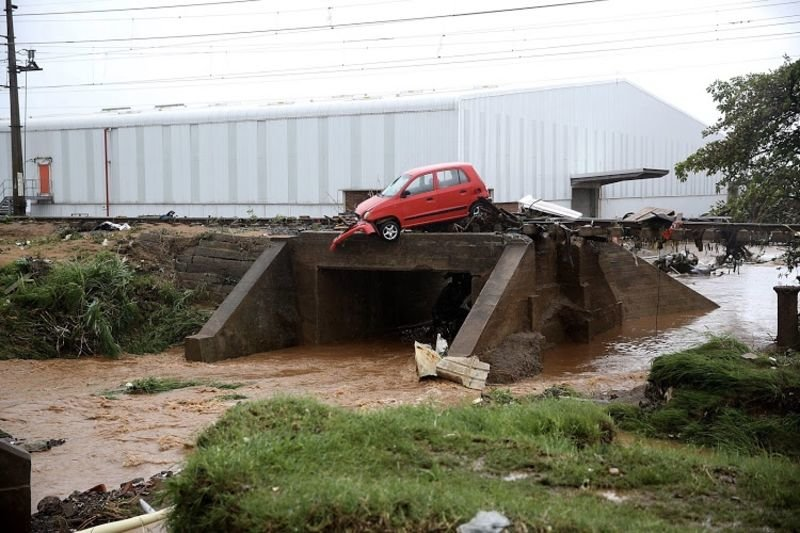 Video: Kzn Hit By Heavy Rain And Flooding, 7 Killed 1