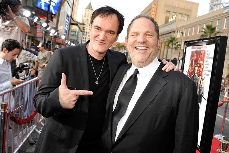 Weinstein Saga: Tarantino Admits He Knew 1