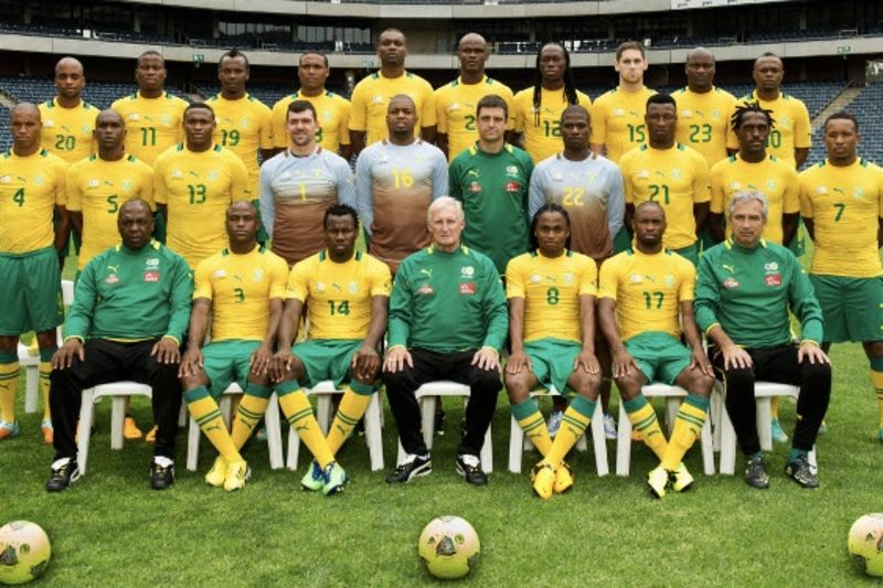 Bafana Bafana Is Getting Serious About Business 1