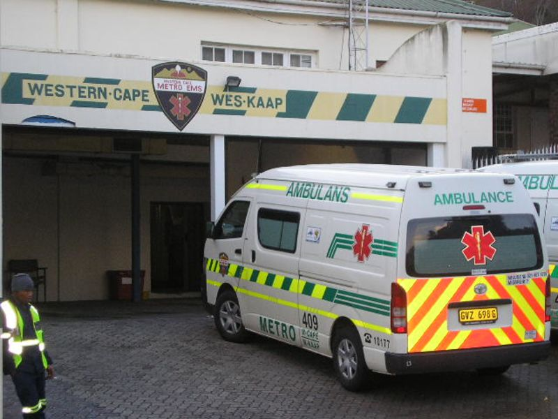 Video: Western Cape Ems Workers Demand Protection After Violent Attacks 1