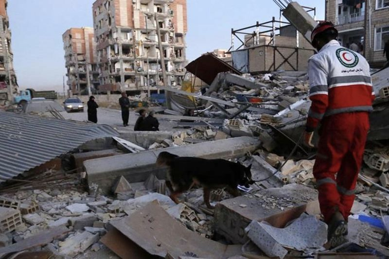 Iran Earthquake: Death Toll Rises To 450 1
