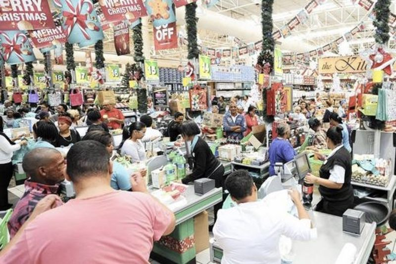 Video: The Chaos That Is Black Friday 1