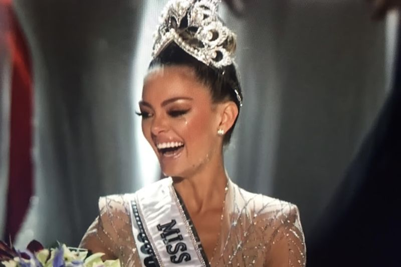 Video: Miss South Africa Crowned As The Miss Universe Queen 1